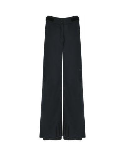 Черные спортивные брюки на молнии VÖlkl