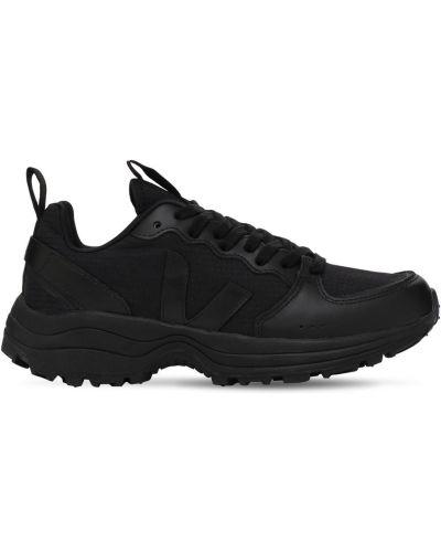 Замшевые кроссовки Veja