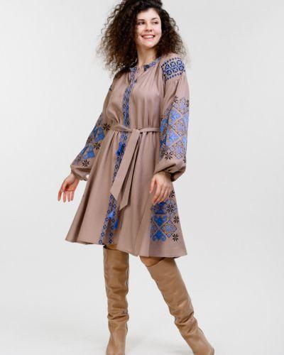 Платье макси длинное Arjen