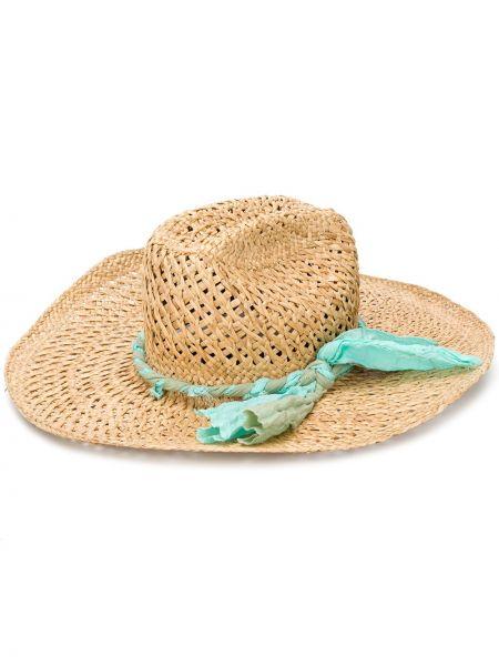 Плетеные шляпа-федора Super Duper Hats