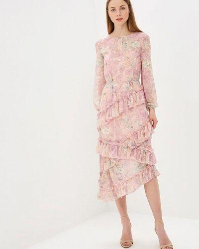 Платье розовое Mirasezar