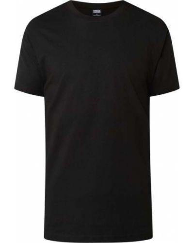 Czarna koszulka bawełniana Urban Classics