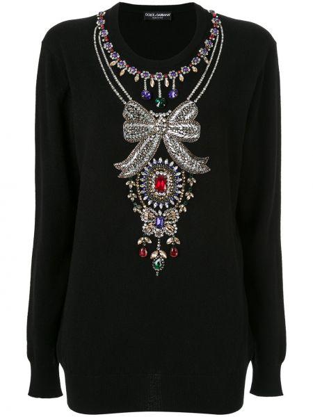 Свитер итальянский кашемировый Dolce & Gabbana