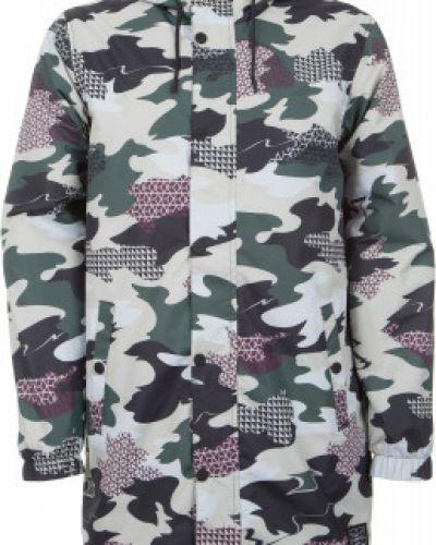 Куртка с капюшоном спортивная длинная Termit