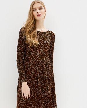Джинсовое платье прямое Tom Tailor Denim