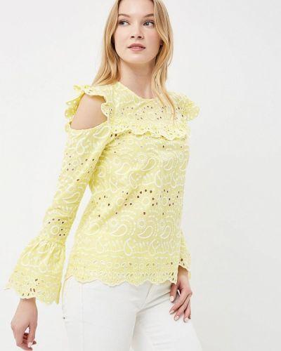 Желтая блузка River Island