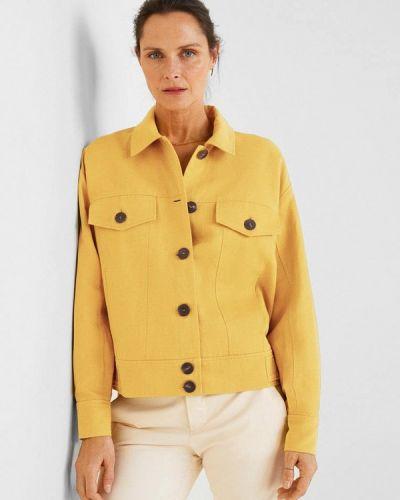 Куртка весенняя облегченная Mango