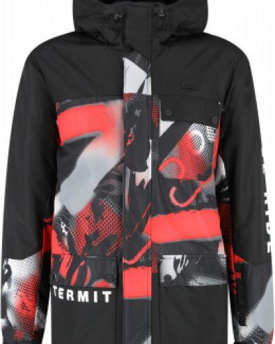 Спортивная куртка горнолыжная сноубордическая на молнии Termit