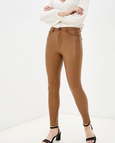 Коричневые зимние брюки Softy