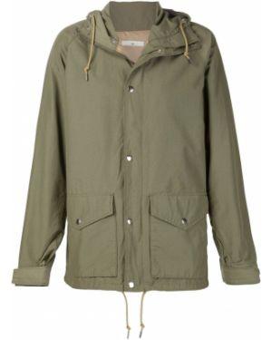 Нейлоновая куртка хаки 321