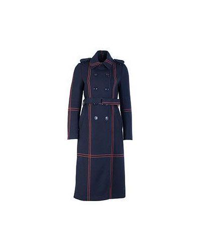 Пальто в клетку пальто Patrizia Pepe