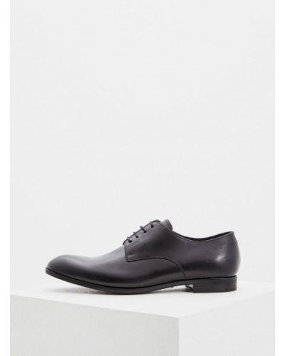 Черные туфли Emporio Armani