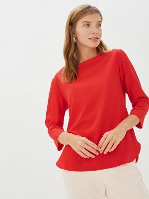 Блузка с длинным рукавом красная Froggi
