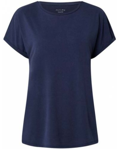 Niebieska bluzka Christian Berg Women