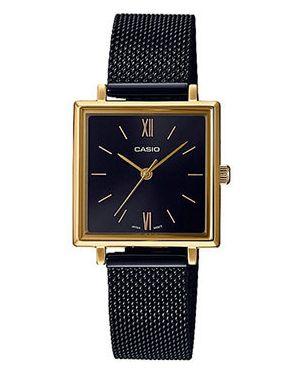 Кварцевые часы черные серые Casio