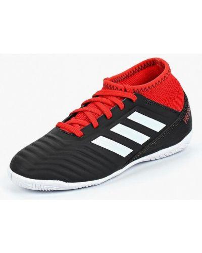 Бутсы кожаный текстильный Adidas