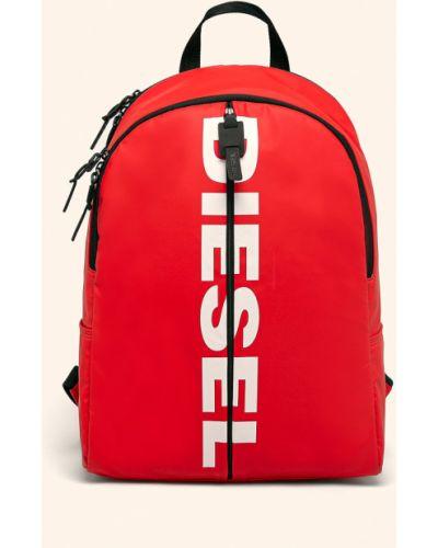 Рюкзак универсальный красный Diesel