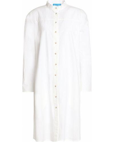 Джинсовое платье - белое Mih Jeans