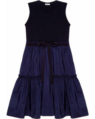 Платье миди платье-майка со складками Moncler
