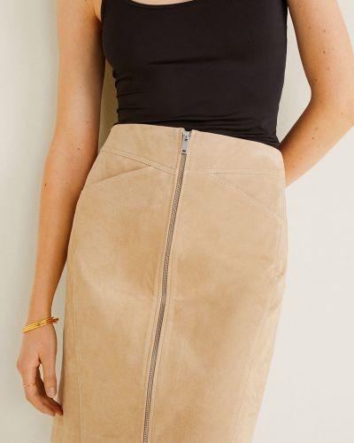 5fabb27c2945 Купить кожаные юбки Mango (Манго) в интернет-магазине Киева и ...
