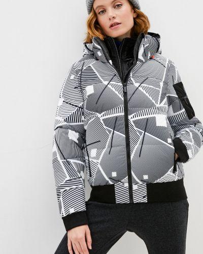 Утепленная белая куртка Icepeak