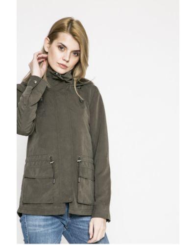 Куртка с капюшоном прямая облегченная Only