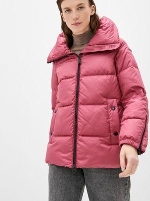 Розовая куртка осенняя Geox