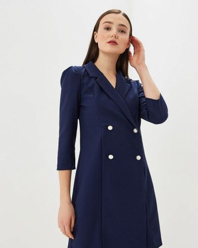 Платье - синее Auden Cavill