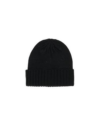 Черная шапка Liu Jo