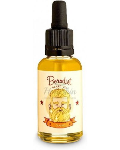 Масло для бороды Borodist