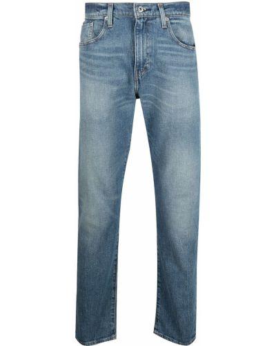 Синие прямые джинсы на молнии Levi's®  Made & Crafted™