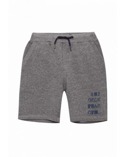 Серые шорты спортивные B-karo