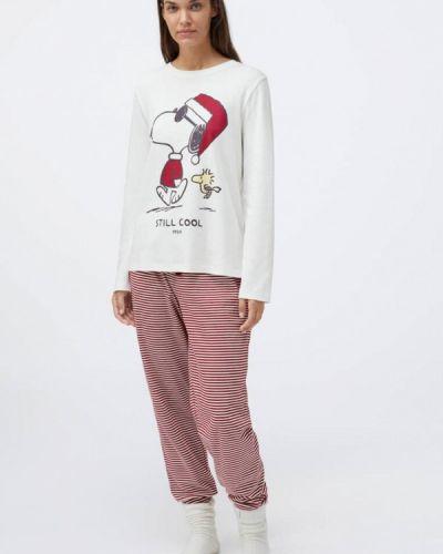 Пижама - белая Oysho