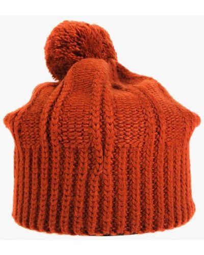 Оранжевая шапка осенняя Vittorio Richi