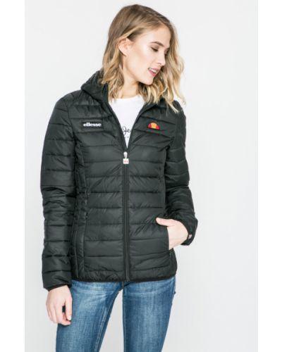 Утепленная куртка с карманами серая Ellesse