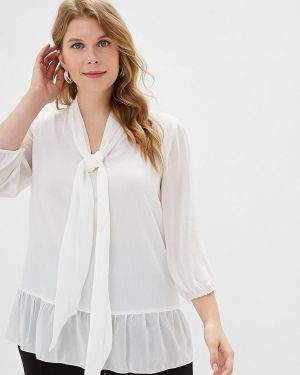 Блузка белая Helmidge