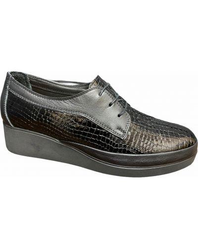 Кожаные туфли Nod Trend