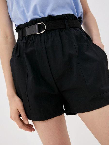 Повседневные черные шорты Imocean