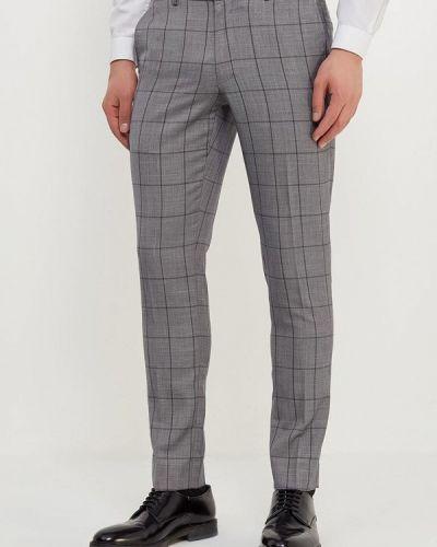 Серые брюки Burton Menswear London