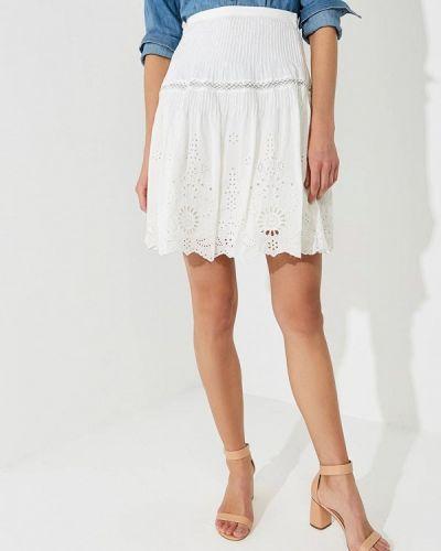 Белая юбка 2018 Polo Ralph Lauren