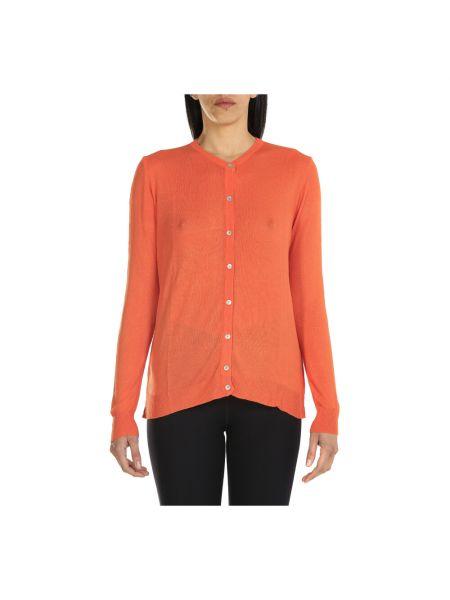 Pomarańczowy sweter Dixie