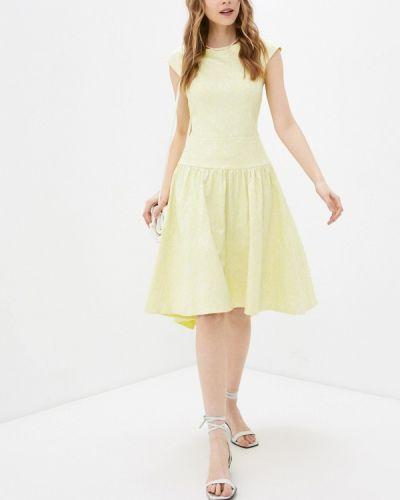 Платье - желтое Aelite