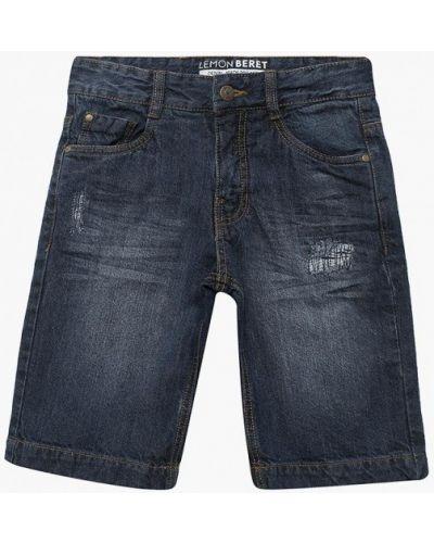 Синие шорты джинсовые Lemon Beret