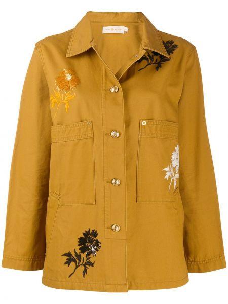 Куртка на пуговицах классическая Tory Burch