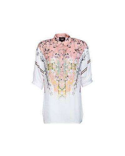 Розовая блузка Class Cavalli