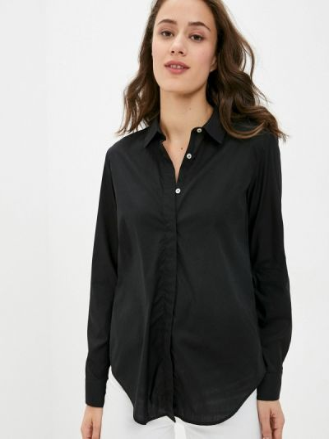 Черная рубашка с длинным рукавом Felix Hardy