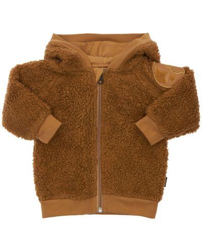 Куртка с капюшоном - коричневая Molo