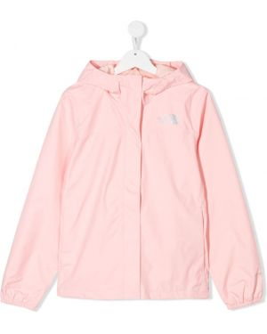 Розовая куртка The North Face Kids