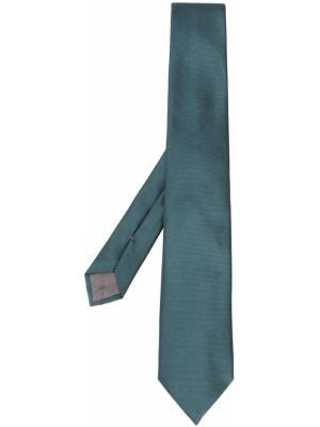 Jedwab krawat Emporio Armani