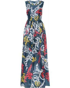 Вечернее платье шелковое Mary Katrantzou